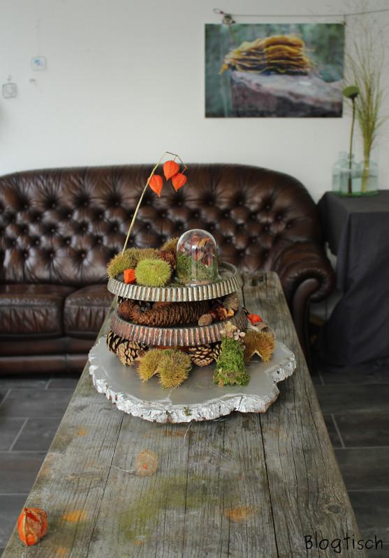 der herbst bietet eine flle an natrlichen materialien zum dekorieren diese flle kann man gut nutzen zum dekorieren und kann in die hhe stapeln - Wie Man Einen Kaffeetisch Fr Den Herbst Schmckt